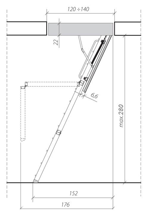 Схема Fakro LTK